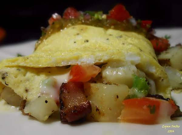 Full Meal Omelet Deal Recipe