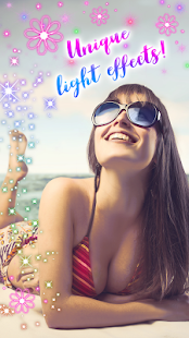 Photo Light Effects & Filters Image Editor App - náhled