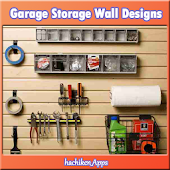 Garage Storage Wall Designs