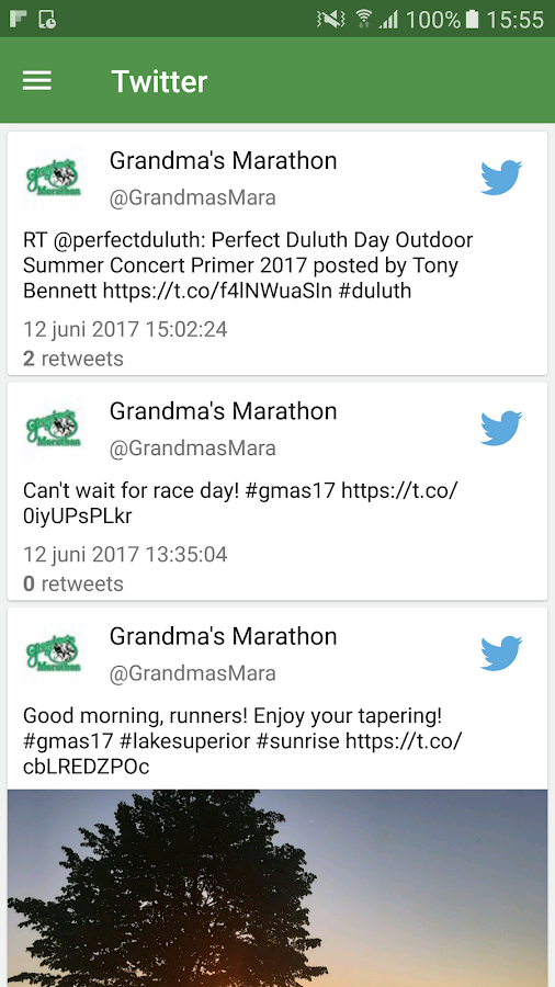 Grandma's Marathon- screenshot