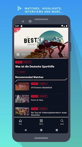 sporttotal.tv - Live Sport Streaming  screenshots 4