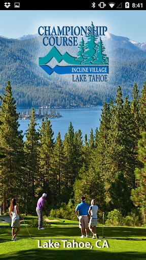 Incline Village Champ Course