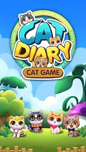Cat Diary: Idle Cat Game – Mod (Unlimited Money) 1