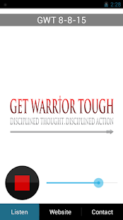 Get Warrior Tough- screenshot thumbnail