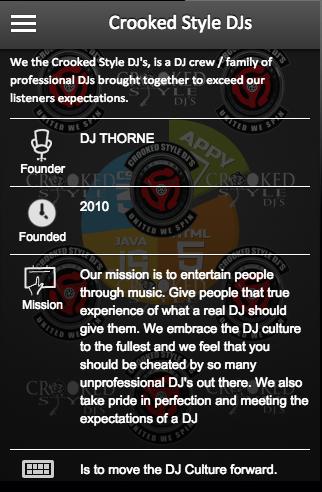 Crooked Style DJs