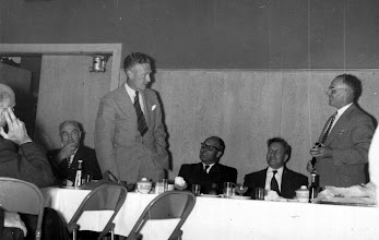 Photo: Bill Hole (standing left)