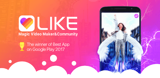 LIKE Video -Magic Video Maker & Community