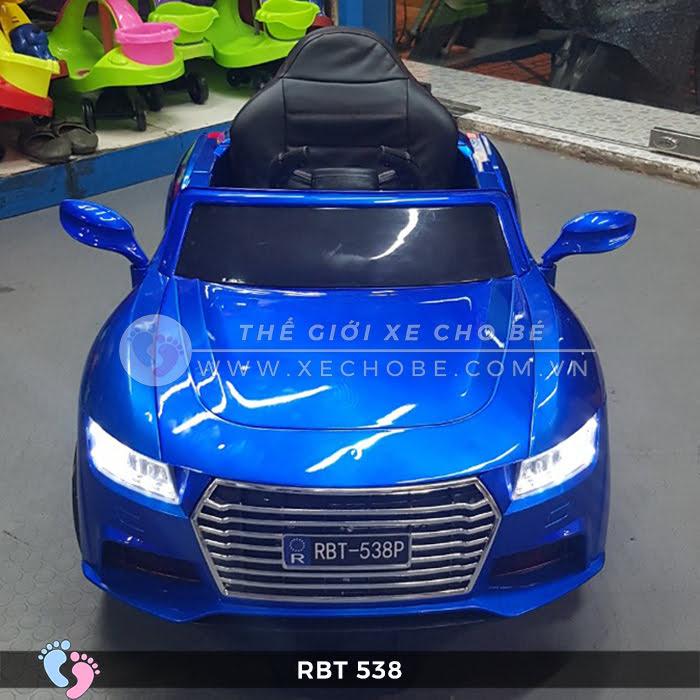 Xe hơi điện đồ chơi trẻ em RBT-538 5
