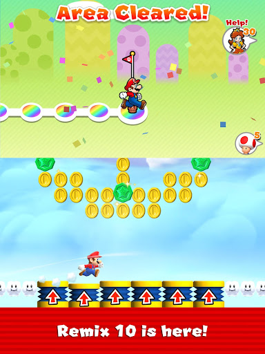 Super Mario Run screenshot 13
