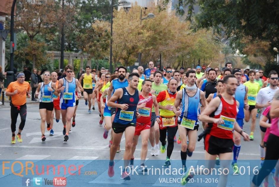 10K Trinidad Alfonso 2016 Valencia