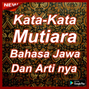 Download Kata Kata Mutiara Bahasa Jawa Dan Artinya For Pc Windows And Mac Apk 1 1 Free Books Reference Apps For Android
