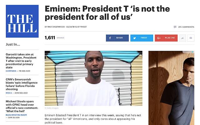 The President We Deserve
