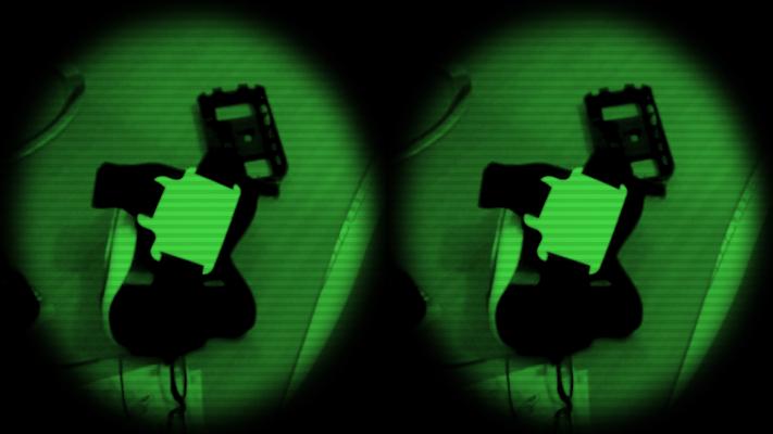 Night Vision Camera VR - screenshot