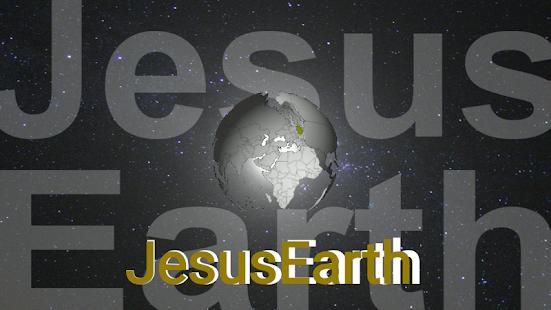 JesusEarth - náhled
