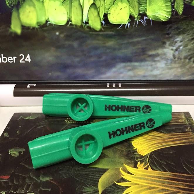 Kazoo Plastic - Hohner Kazoo