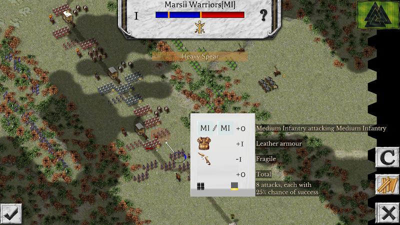Battles of the Ancient World Screenshot 1