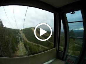 Video: Keystone Mountain Gondola Ride