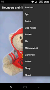 Nounours and friends- screenshot thumbnail