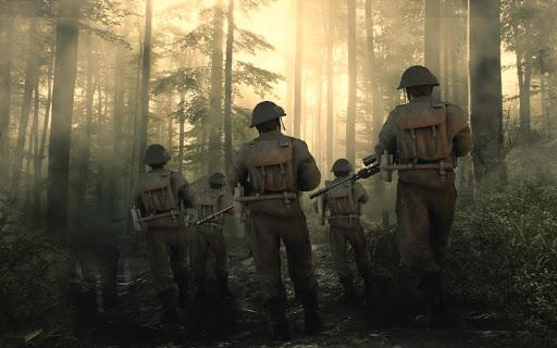 Frontline World War II Battle 1.0 Screenshots 1