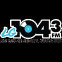 LG 104.3 icon