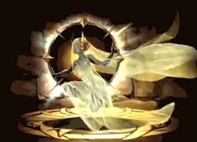 光の精霊王・キーラ