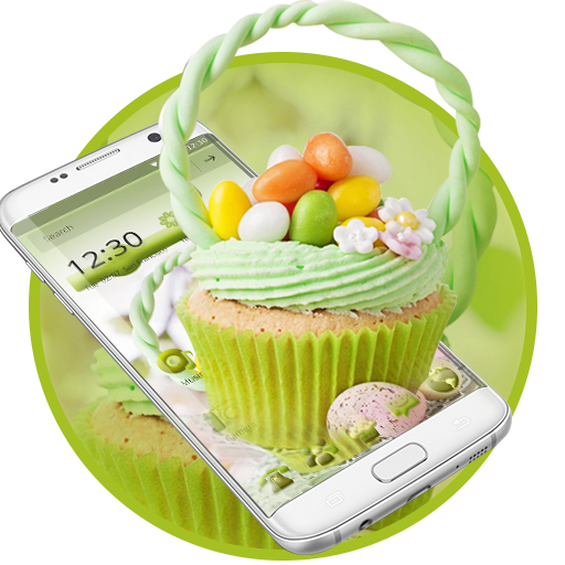 Delightful Cupcakes Theme