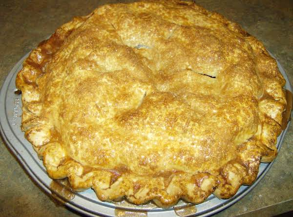 Affy Tapple Caramel Nut Apple Pie Recipe
