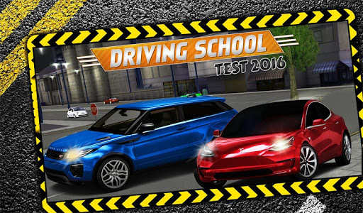 Driving School Test 2018 3D 2.0 screenshots 1