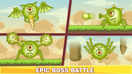 Bounce Ball 5 - Jump Ball Hero Adventure apktram screenshots 7