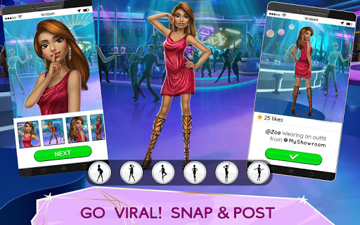 Super Stylist - Dress Up & Style Fashion Guru 1.4.06 screenshots 12