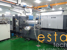 Sumitomo SE450HD-C1700 (2006) All Electric Plastic Injection Moulding Machine