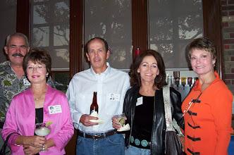Photo: Bob Maddocks, Mary Jane (Wilson) Maddocks, Bill Forney, Carolyn (Wolfe) Forney, Nancy (Friday) Pettus