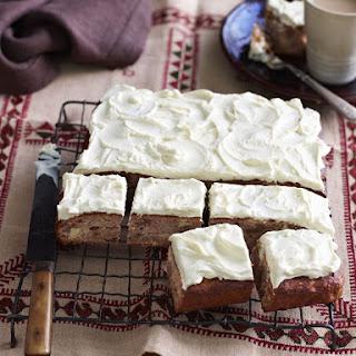 Gluten-Free Hummingbird Cake with Cream Cheese Frosting.