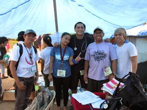 Photo: SOS volunteers