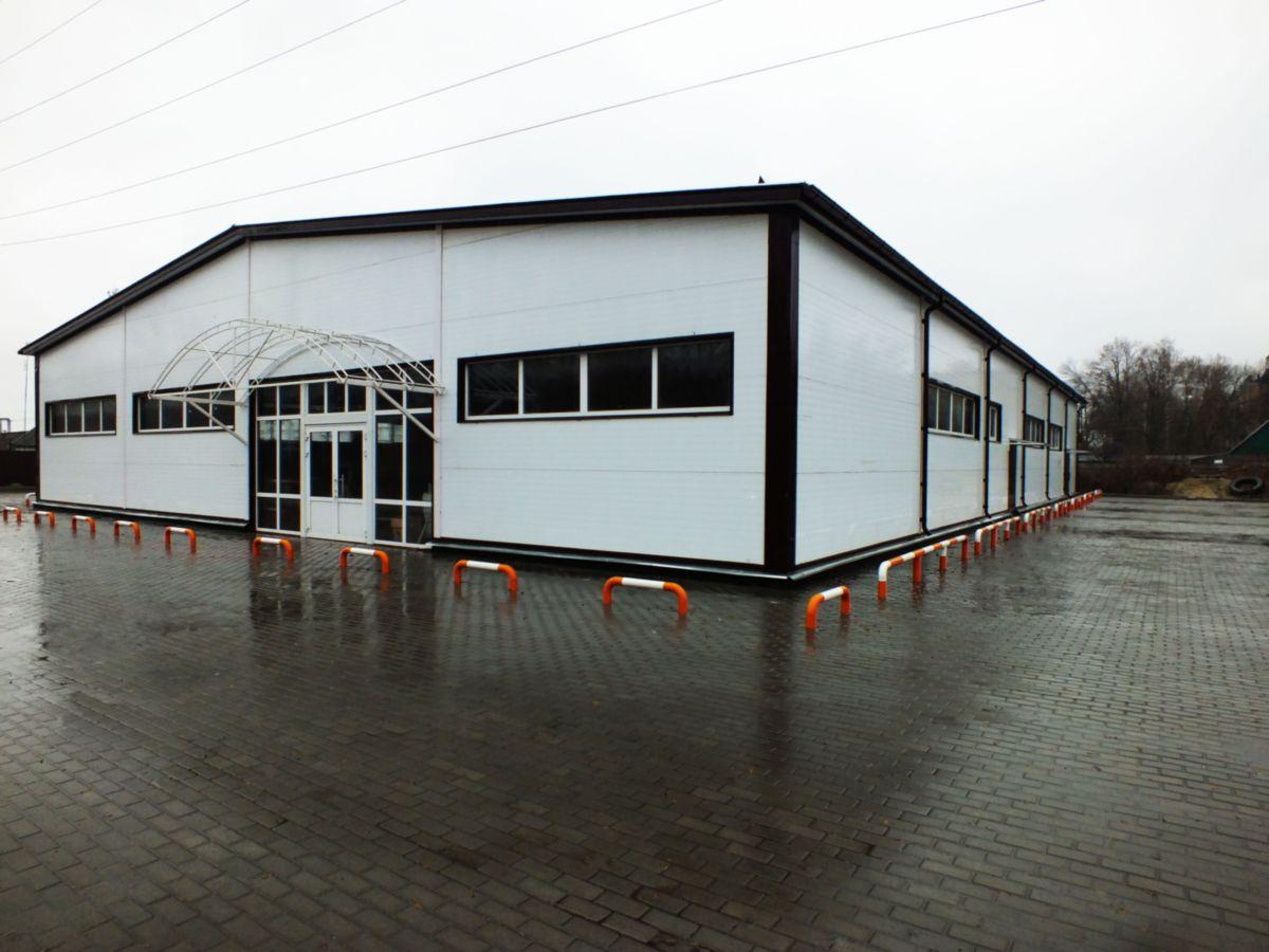 Плюсы и минусы строительства быстровозводимых складов из металлоконструкций