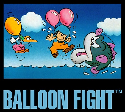 Balloon Fight (Cover Art)