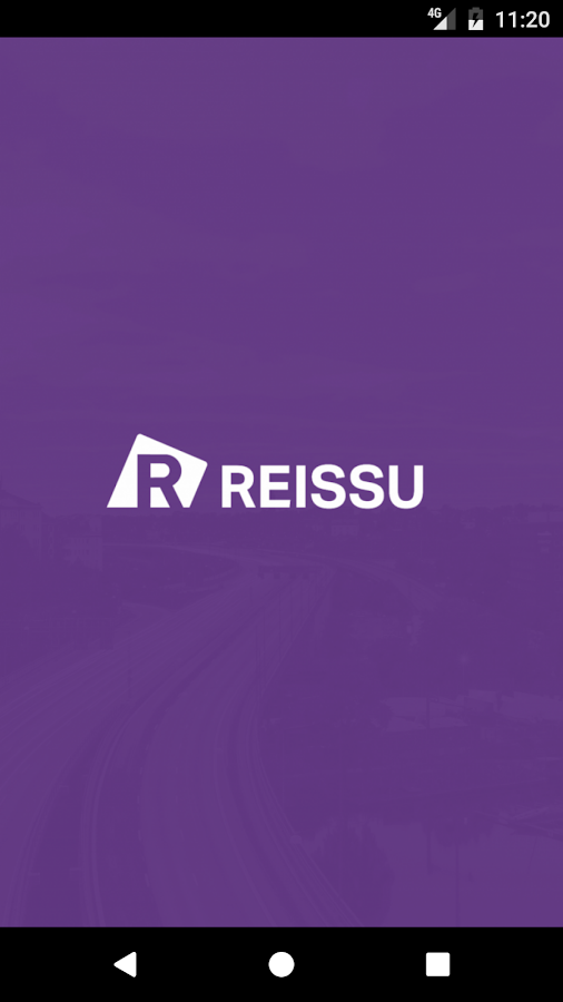 Reissu- screenshot