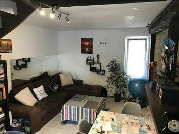Maison 2 pièces 72 m2
