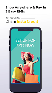 Indiabulls Dhani: Instant Personal Loan & EMI Card Screenshot