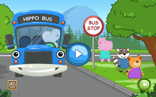 Wheels on the Bus Screenshot