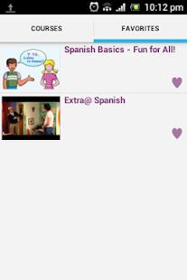 Learn Spanish Podcast - náhled