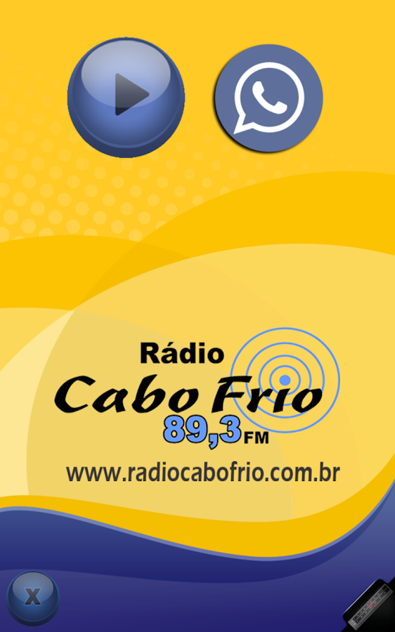 Radio Cabo Frio FM- screenshot