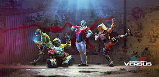 Modern Combat Versus: New Online Multiplayer FPS - Apps on Google Play