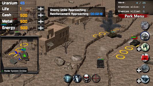 Battleship : Desert Storm 3 v1 (Mod Life/Cash/Metal/Energy)