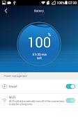 Screenshot of Huawei HiLink (Mobile WiFi)