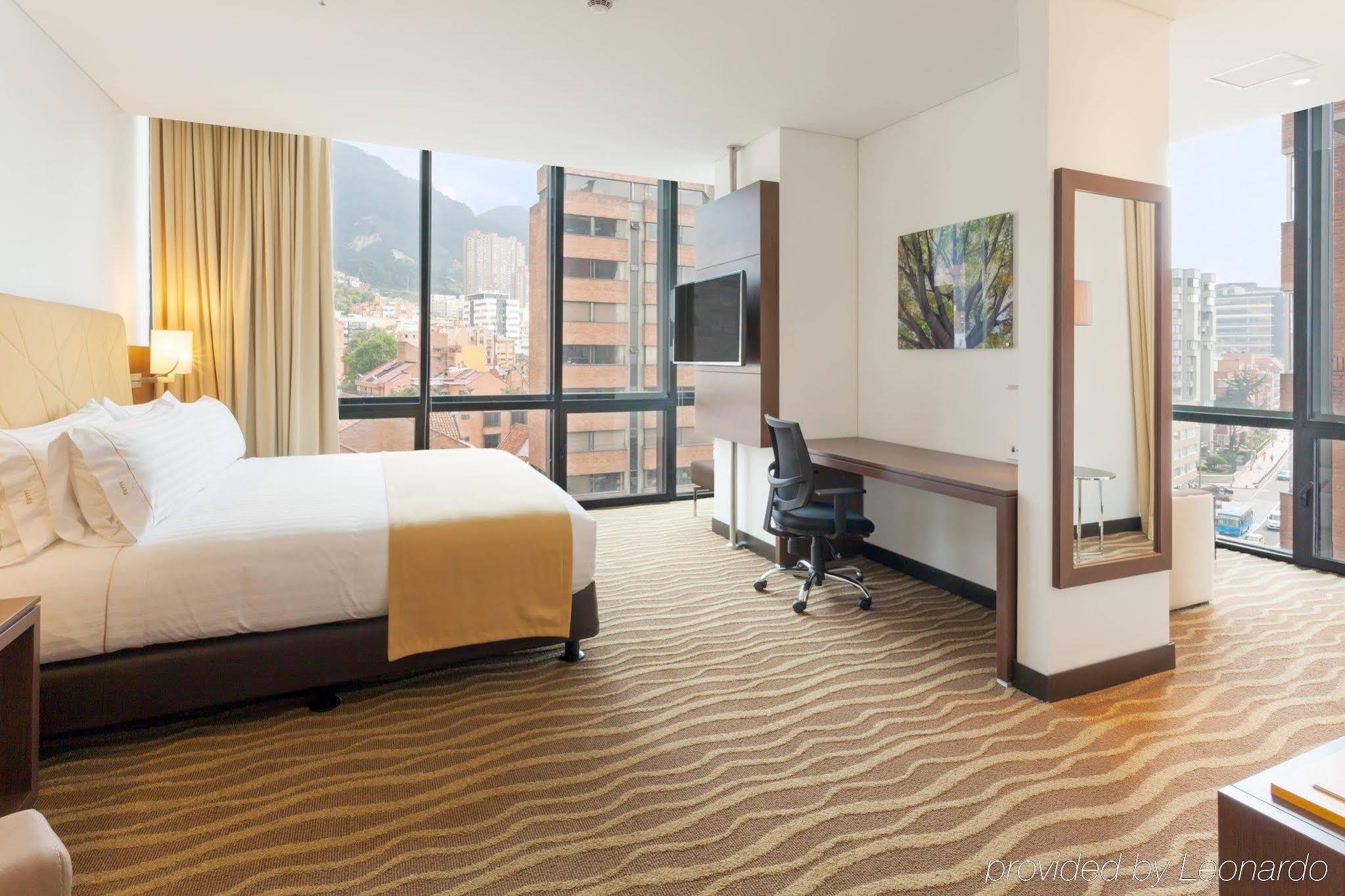 Holiday Inn Express Bogota Zona Financiera