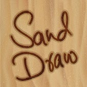 Sand Draw Sketch Pad - Creative Name Doodle Art