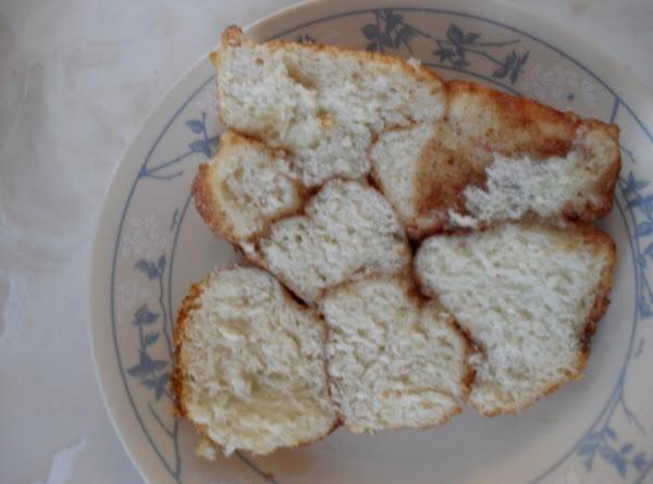 Sugar Cinnamon Bubble Bread Recipe