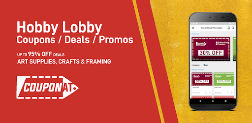 Coupons For Hobby Lobby Stores By Couponat التطبيقات على Google Play