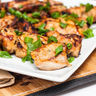 Grilled Chicken Thighs {Gluten-Free, Dairy-Free} Recipe
